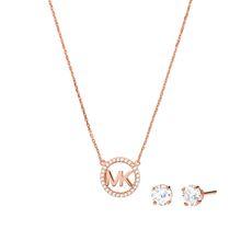 Michael Kors MKC1260AN791 Halskette Set
