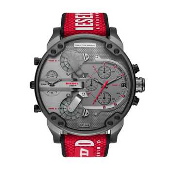 Black Friday Diesel Mr. Daddy 2.0 DZ7423 Chronograph