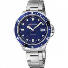 Mondaine WBX.45240.SJ M+Watch Blue