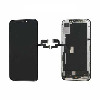 iPhone Xs Display Amoled Touch Digitizer, Rahmen, Touch Screen