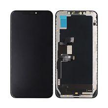 iPhone Xs MAX Ersatzdisplay Amoled Touch Digitizer, Rahmen, Touch Screen