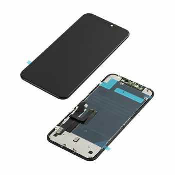 iPhone 11 Display Oled Touch Digitizer, Rahmen, Touch Screen