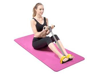 Zugband Body Trimmer Trainingsgerät Hantel Alternative