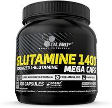 Olimp L-Glutamine 1400 Mega Caps, 300 Kapseln