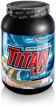 Ironmaxx Super Weight Gainer Titan V2.0 2000g 001