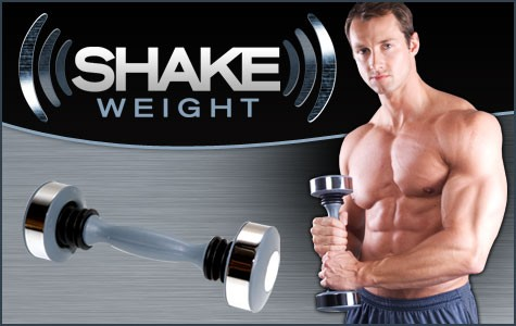 WELTNEUHEIT Shake Weight Men 2 KG 001