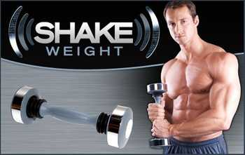 WELTNEUHEIT Shake Weight Men 2 KG