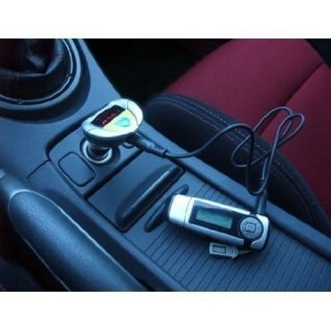 Soundracer V12 Ferrari FM + Mp3 Transmitter  – Bild 3
