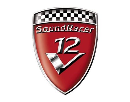 Soundracer V12 Ferrari FM + Mp3 Transmitter