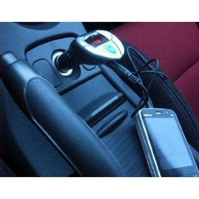 Soundracer V12 Ferrari FM + Mp3 Transmitter  – Bild 4