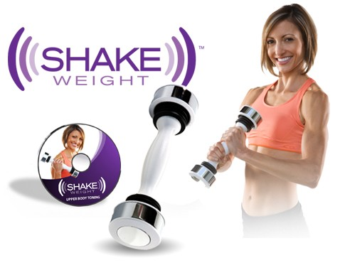 WELTNEUHEIT Shake Weight Women 1 KG 001