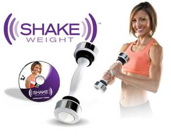 WELTNEUHEIT Shake Weight Women 1 KG