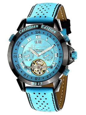 Calvaneo 1583 Astonia Caribbean Limited Edition Automatic Watch