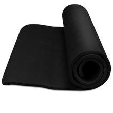 Yogamatte XXL Gymnastikmatte Bodenmatte Fitnessmatte Yoga Matte Turnmatte 10mm Dicke