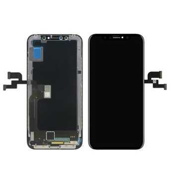 iPhone X OLED Retina Display Touch Digitizer, Rahmen, Touch Screen 001