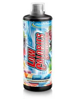 Low Calories Sportsdrink (1000ml) + L-Carnitin