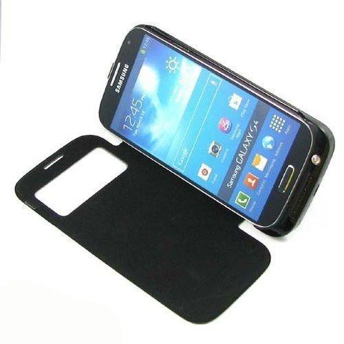 Samsung Galaxy S4 Flip Akkucase 3200 mAh Batterie
