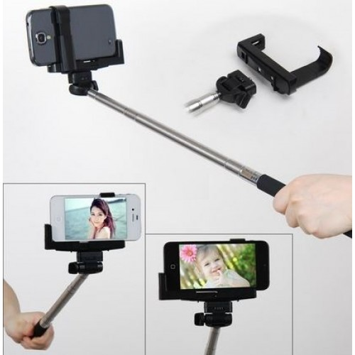 iPhone, Samsung Selfie Bluetooth Teleskop Wireless Ausziehbarer Teleskop Monopod! 001