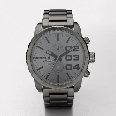 Diesel DZ4215 Double Down 51 Steelband Chronograph