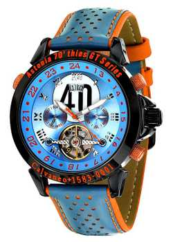 Calvaneo 1583 Astonia 70thies GT Series Limited Racewatch, Automatic
