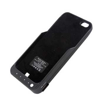 iPhone 5 iPhone 5S Akkucase 4200mAh Batterie mit Share with your Friends funktion! 001