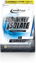 Ironmaxx 100% WHEY ISOLATE (750G)
