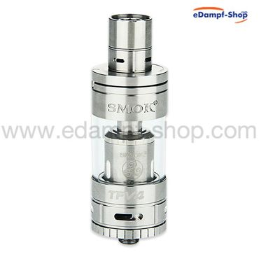 SMOK TFV4 Verdampfer Single Kit - 5 ml silber