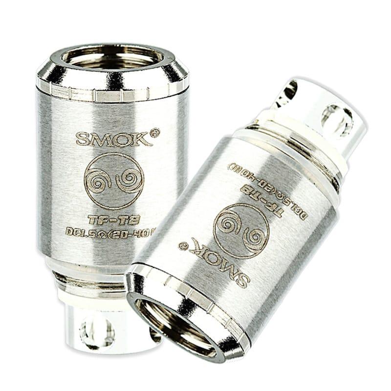 SMOK TFV4 TF-T2 Air Core Verdampferköpfe 1.5 Ohm 5er Pack – Bild 1