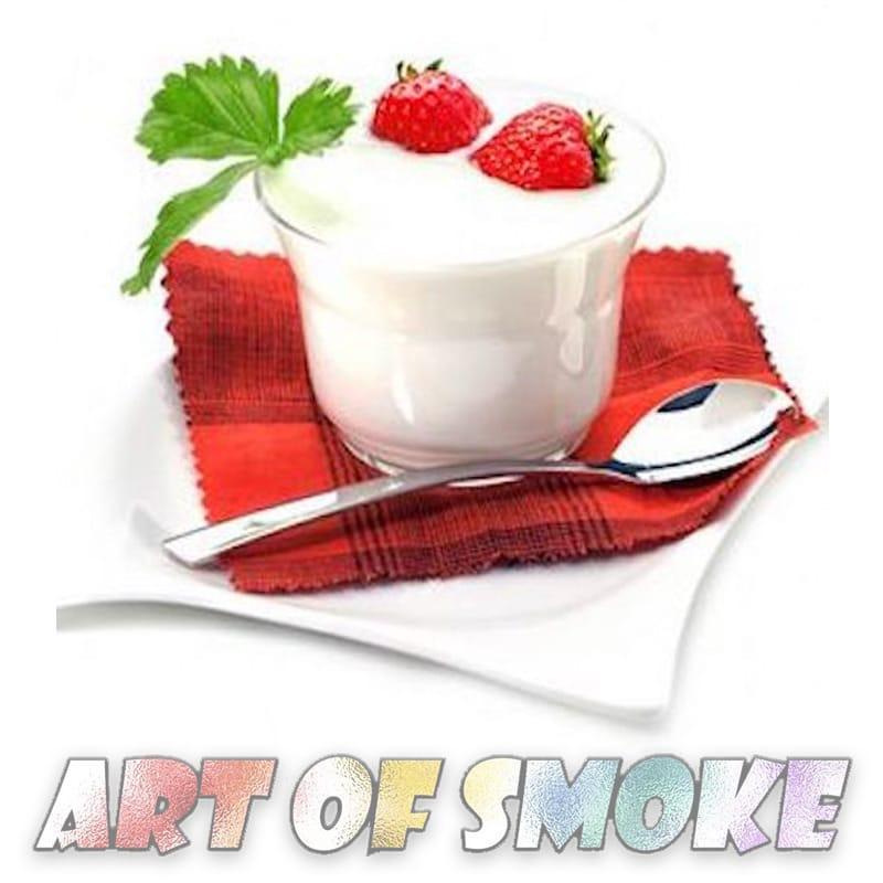 Art of Smoke Erdbeerjoghurt Aroma 10 ml – Bild 1
