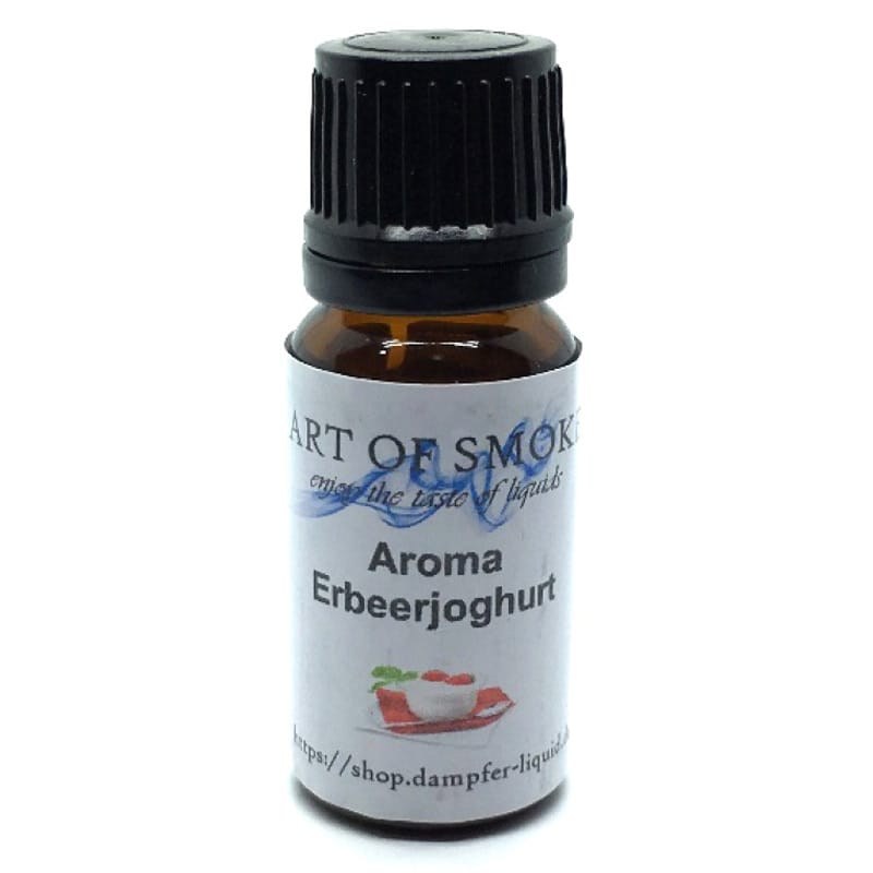 Art of Smoke Erdbeerjoghurt Aroma 10 ml – Bild 2