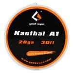 GeekVape Wickeldraht Kanthal-A1 28GA, 26GA oder 24GA 10 Meter – Bild 2