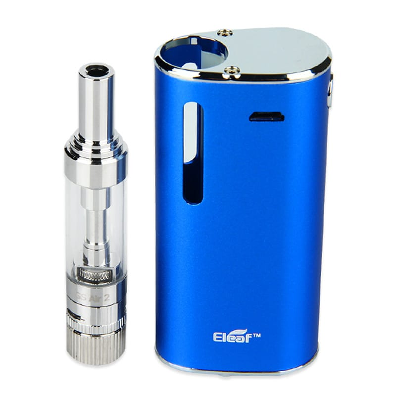 Eleaf iStick Basic Kit mit GS Air 2 Verdampfer 2300 mAh 2 ml – Bild 5