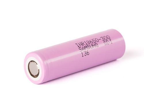 Samsung INR 18650-30Q 18650er Li-Ion Akkuzelle 15 Ampere 3000 mAh