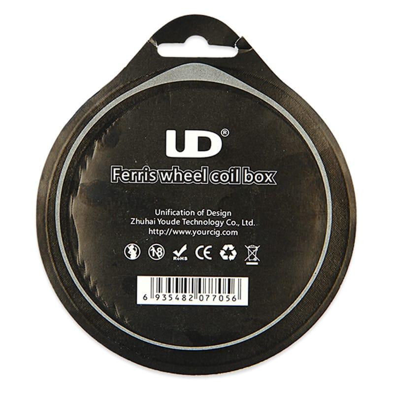 UD Ferris Wheel Coil Box 7 Sorten je 10 Stück Fertigcoils – Bild 3