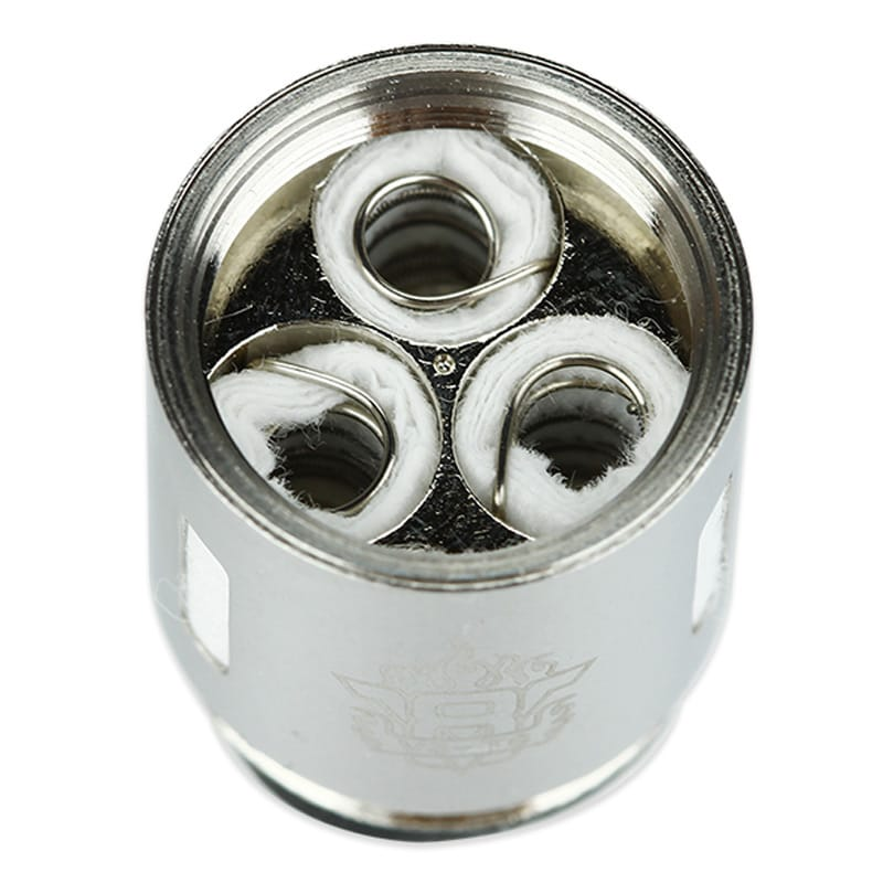 SMOK TFV8 V8-T6 Sextuple Coil Verdampferköpfe 0.2 Ohm 3er Pack – Bild 5