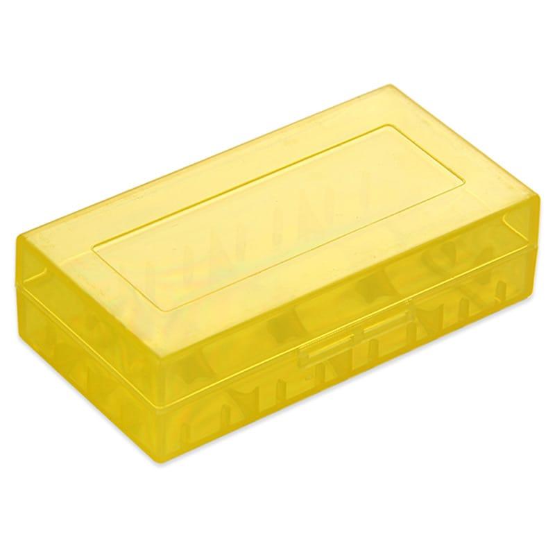 Aufbewahrungsbox für Akkus (2 x 18650 oder 4 x 18350) – Bild 5
