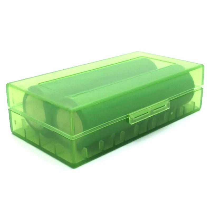 Aufbewahrungsbox für Akkus (2 x 18650 oder 4 x 18350) – Bild 7