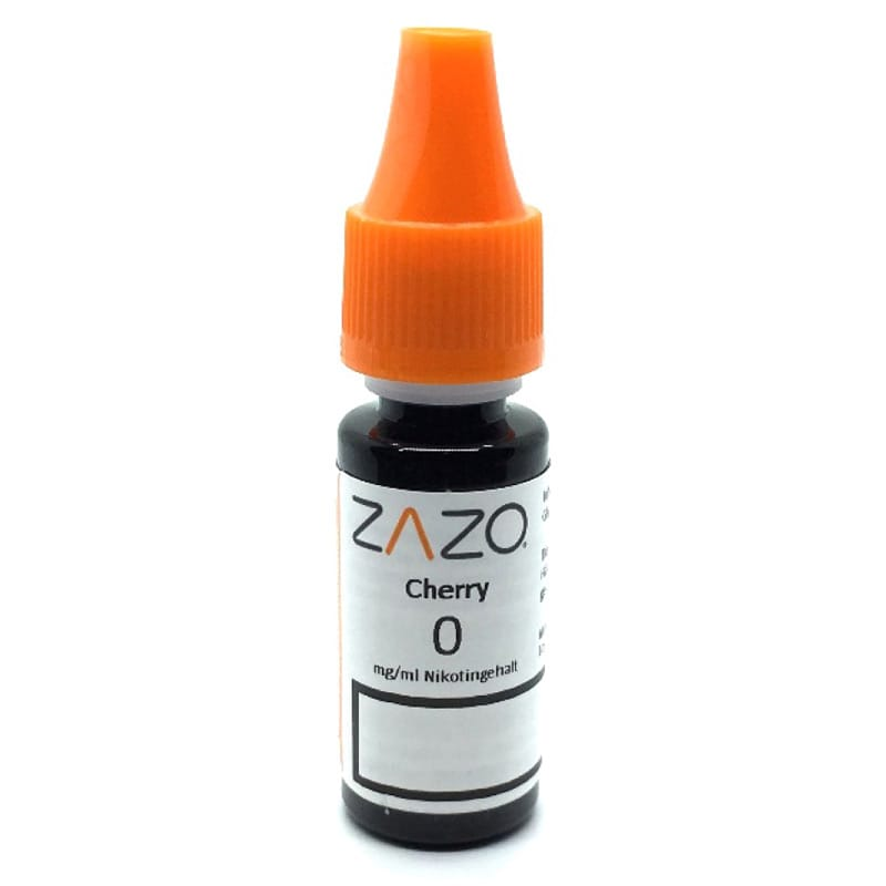 Zazo Cherry e-Liquid 10 ml – Bild 2