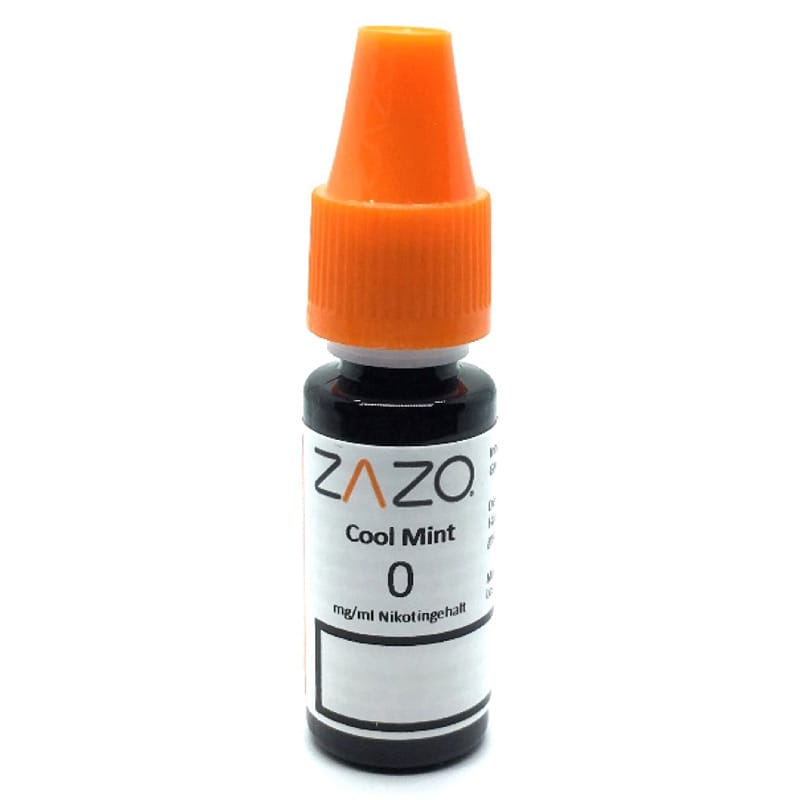 Zazo Cool Mint e-Liquid 10 ml – Bild 2