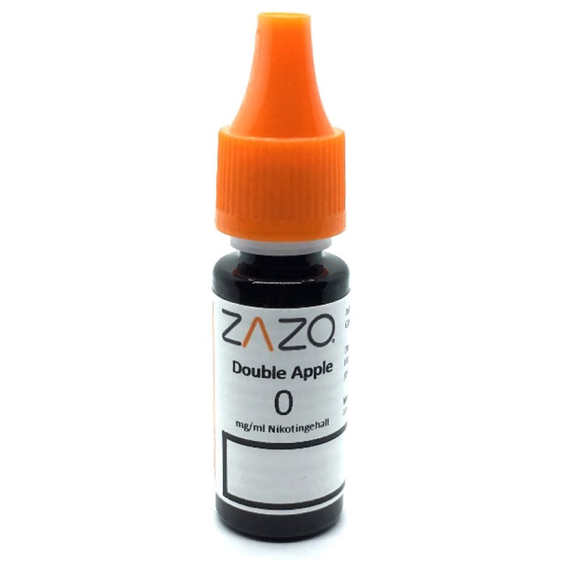 Zazo Double Apple e-Liquid 10 ml – Bild 2