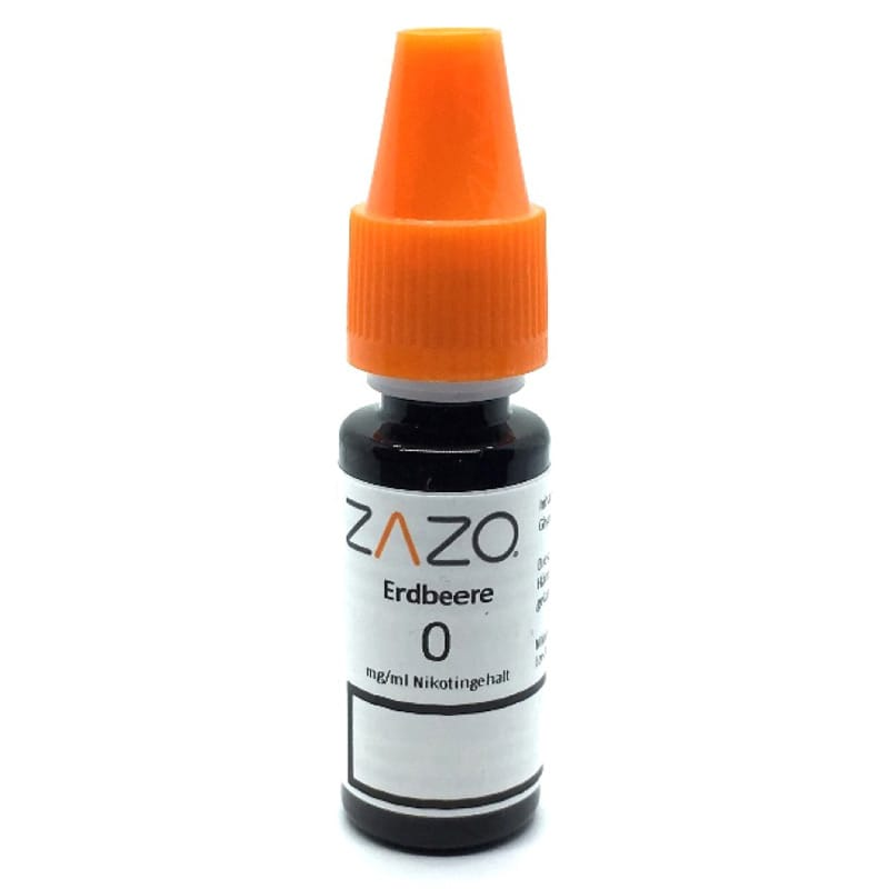 Zazo Erdbeere e-Liquid 10 ml – Bild 2