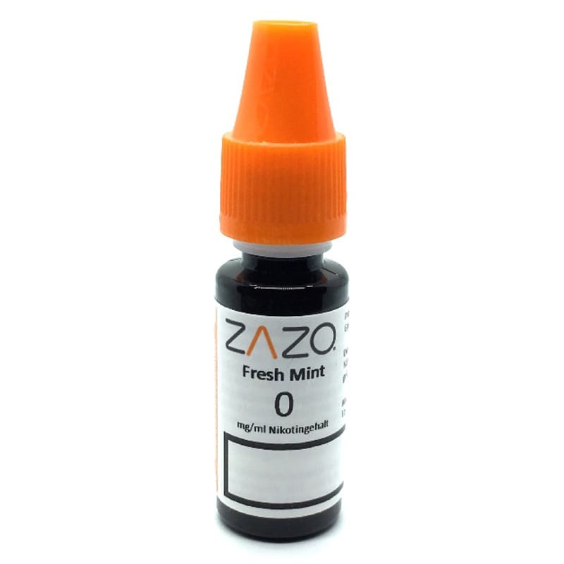 Zazo Fresh Mint e-Liquid 10 ml – Bild 2