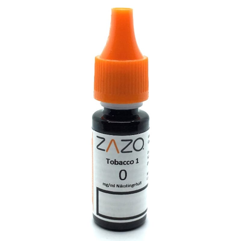 Zazo Tobacco 1 e-Liquid 10 ml – Bild 2