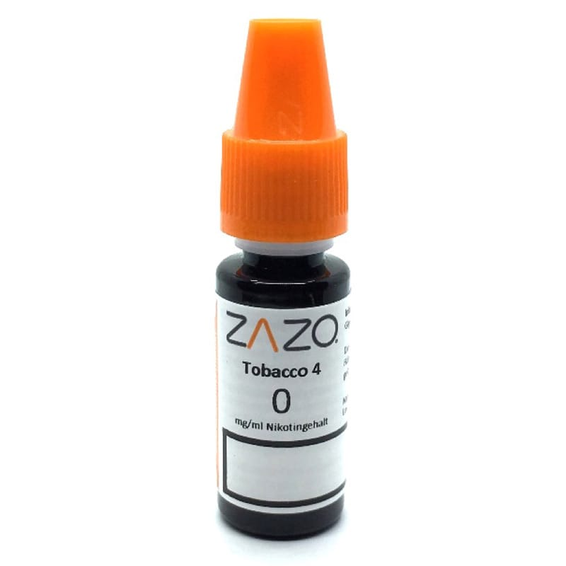 Zazo Tobacco 4 e-Liquid 10 ml – Bild 2