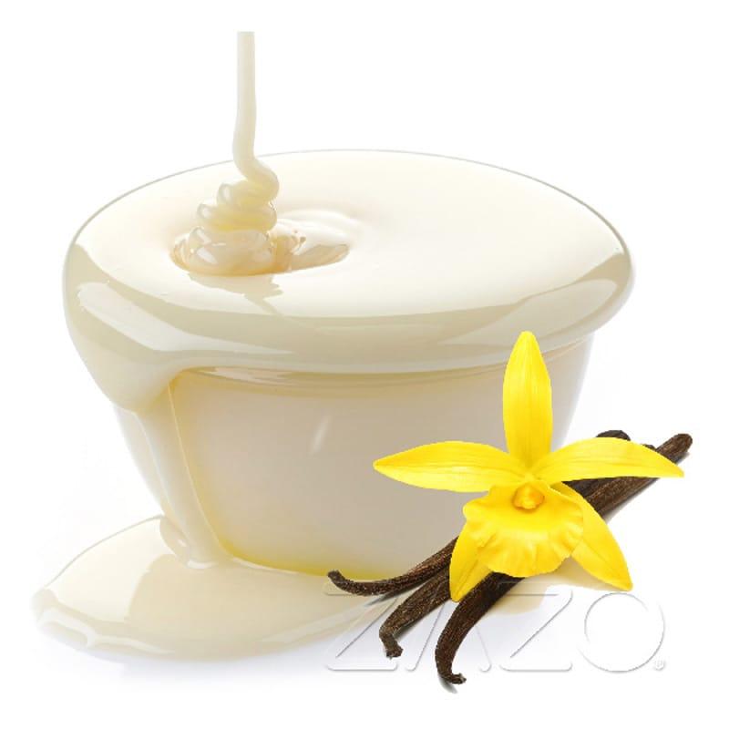 Zazo Vanille Custard e-Liquid 10 ml – Bild 1