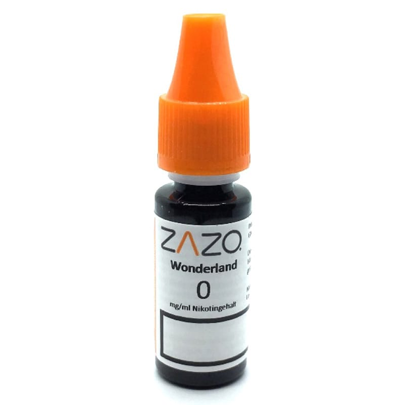 Zazo Wonderland e-Liquid 10 ml – Bild 2