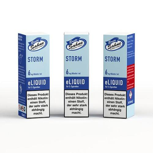 Liquid-NRW Erste Sahne Storm Liquid 10 ml