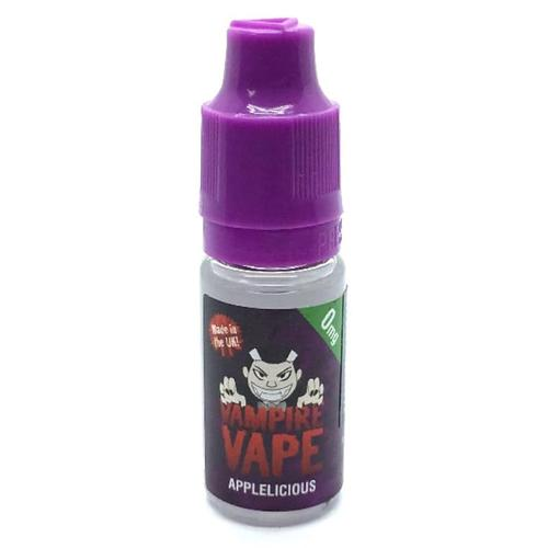 Vampire Vape Applelicious Premium Liquid 10 ml