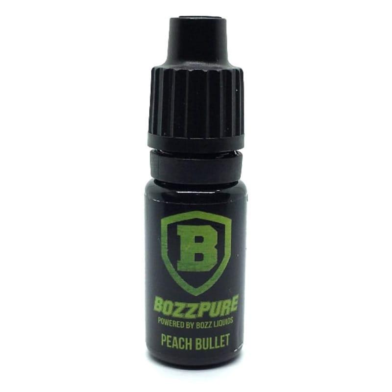 BOZZ Pure Peach Bullet Premium Aroma 10 ml – Bild 1