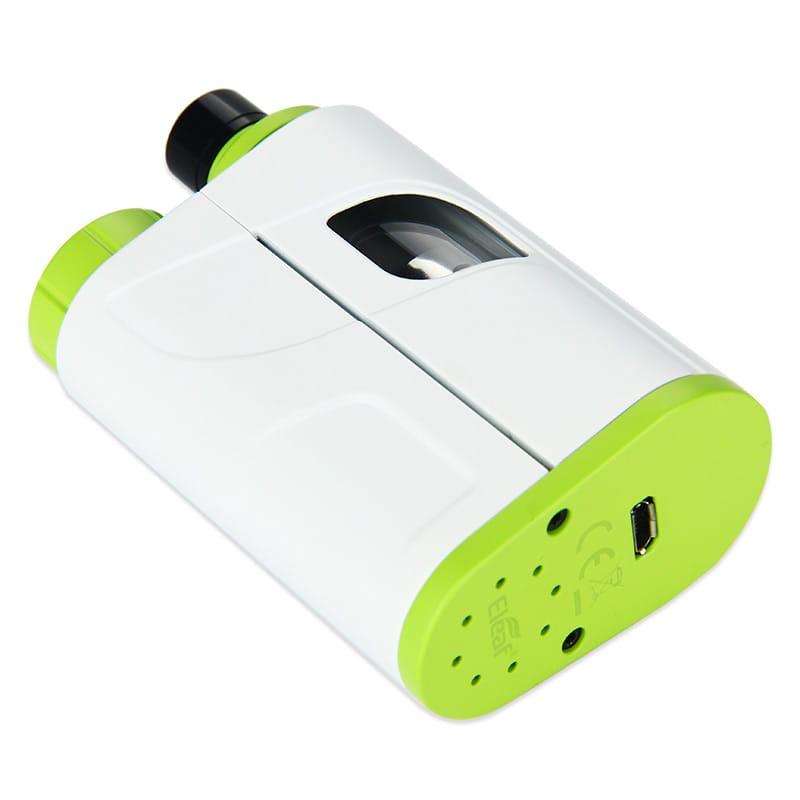 Eleaf iKuu Total Kit mit Ello Mini XL Verdampfer 50 Watt 5.5 ml – Bild 9